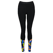 Buy Bjorn Borg Phoebe Training Tights, Black Online at johnlewis.com