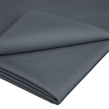 Buy John Lewis 180 Thread Count Polycotton Flat Sheet Online at johnlewis.com