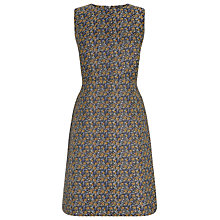 Buy Warehouse Daisy Jacquard Dress, Multi Online at johnlewis.com
