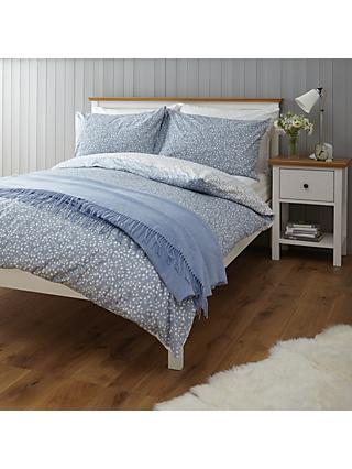 John Lewis & Partners Crisp and Fresh Country Arley Bedding