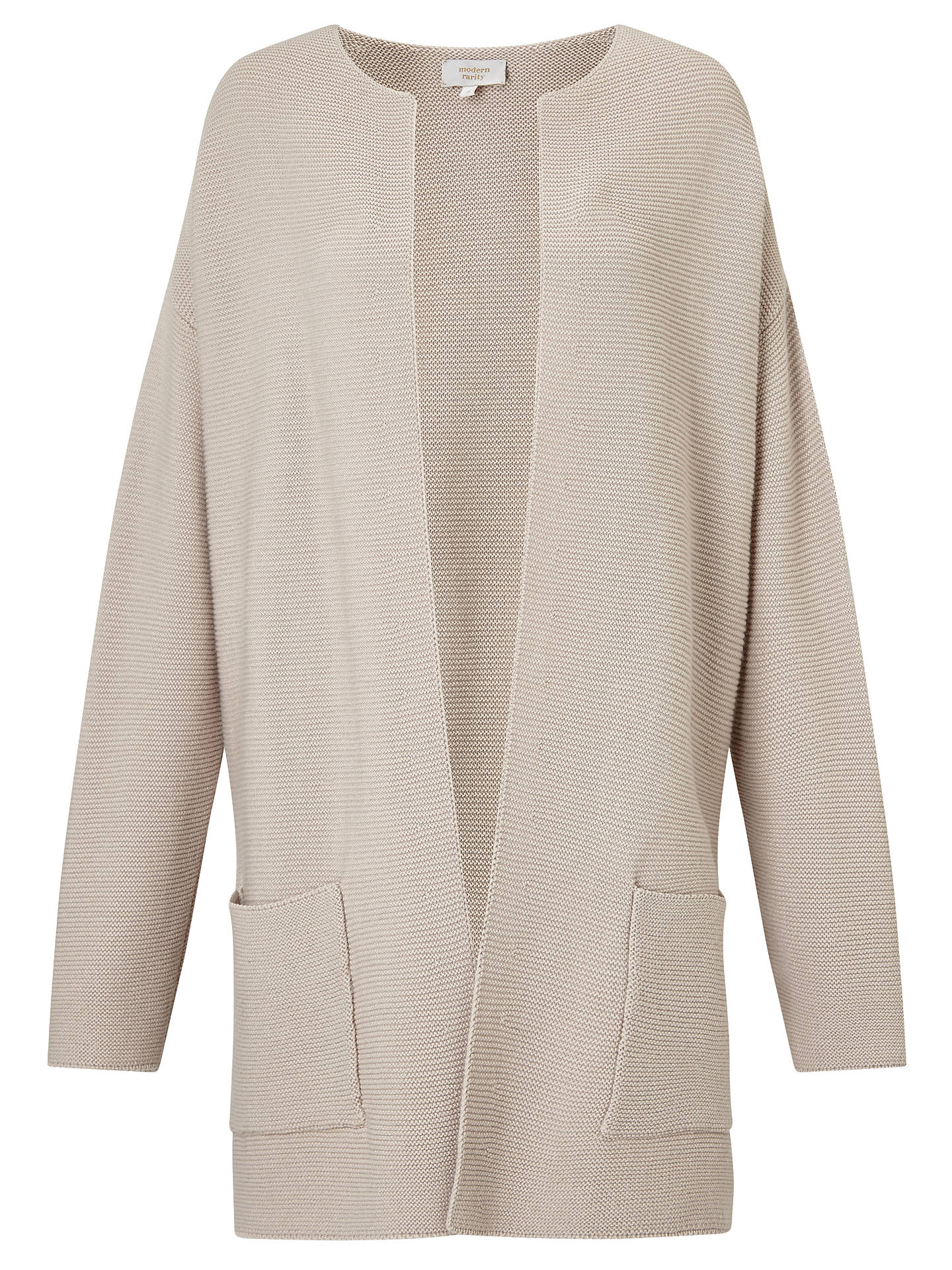 BuyModern Rarity Links Cardigan, Dusty Pink, XS Online at johnlewis.com