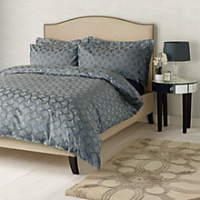 Buy Genevieve Bennett for John Lewis Deco Palm Cotton Bedding Online at johnlewis.com