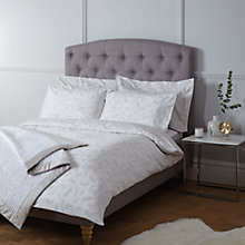 Buy John Lewis Feathers Cotton Bedding Online at johnlewis.com
