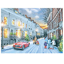 Buy CCA Personalised 'Winter Wonderland' Charity Christmas Cards Online at johnlewis.com