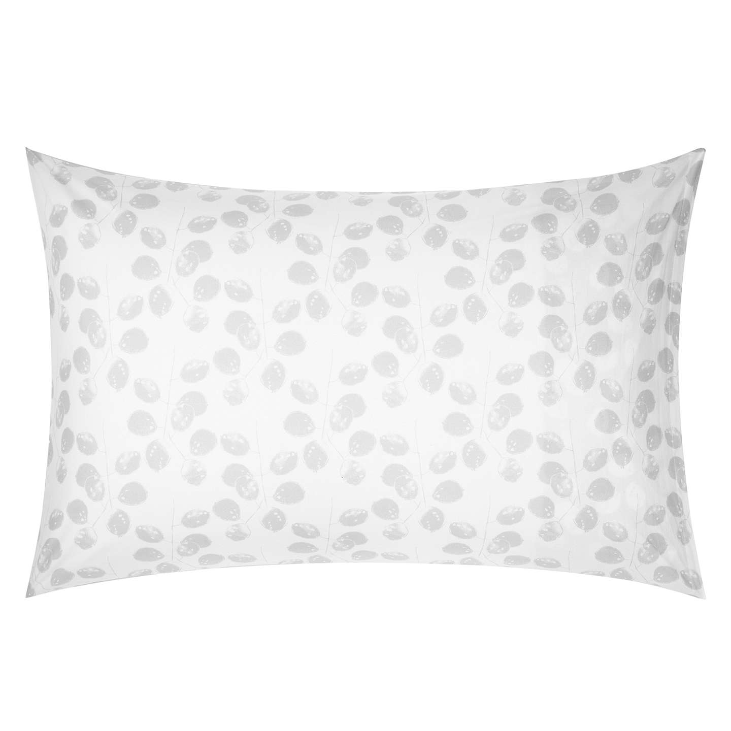 BuyCroft Collection Honesty Cotton Standard Pillowcase Online at johnlewis.com
