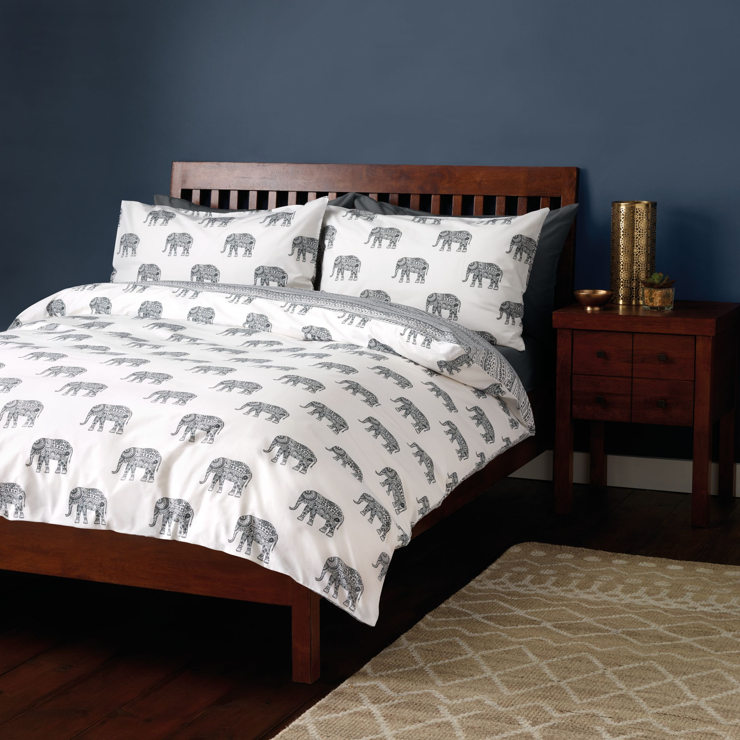 duvet white and twin large gray size jungle french cover elephant
