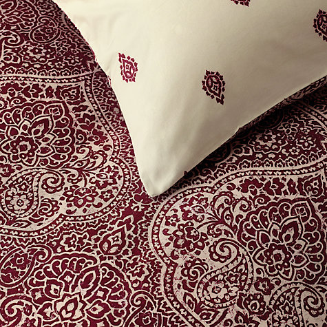 Buy John Lewis Fusion Zari Bedding Online at johnlewis.com