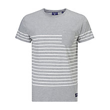 Buy Gant Breton Stripe T-Shirt Online at johnlewis.com