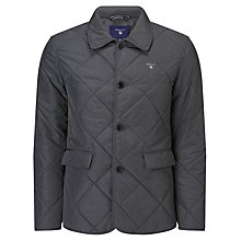 Buy Gant Preppy Quilter Jacket Online at johnlewis.com