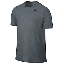 Buy Nike Breathe Crew Neck Training Top Online at johnlewis.com