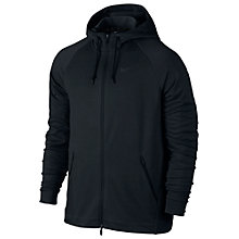 Buy Nike Dry Full Zip Training Hoodie Online at johnlewis.com