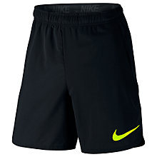 Buy Nike Flex Jacquard Waistband Training Shorts Online at johnlewis.com