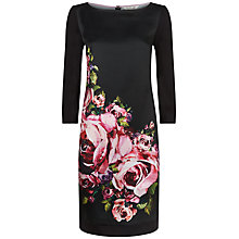 Buy Damsel in a dress Esmea Dress, Black/Multi Online at johnlewis.com