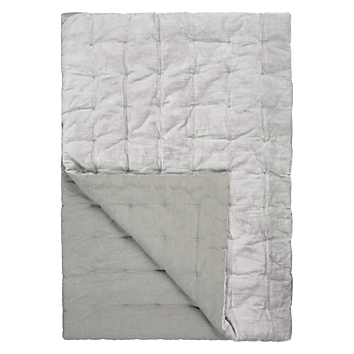 Croft Collection Velvet Bedspread
