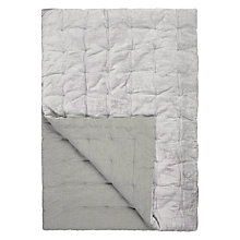 Buy John Lewis Croft Collection Velvet Bedspread Online at johnlewis.com