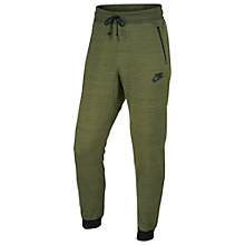 Buy Nike Sportswear Advance 15 Bottoms, Green Online at johnlewis.com