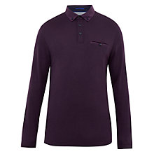 Buy Ted Baker Milkey Polo Top Online at johnlewis.com
