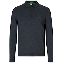 Buy BOSS Green C-Camus Knitted Polo Top Online at johnlewis.com