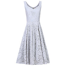 Buy Jolie Moi Lace Prom Dress, Grey Online at johnlewis.com