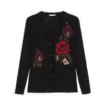 Buy Gerard Darel Adelaide Cardigan, Black Online at johnlewis.com