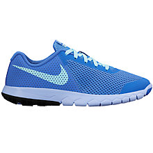 Buy Nike Children's Flex Experience 5 GS Laced Trainers Online at johnlewis.com