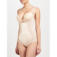 Buy John Lewis Roxanne Lace Control Body Online at johnlewis.com