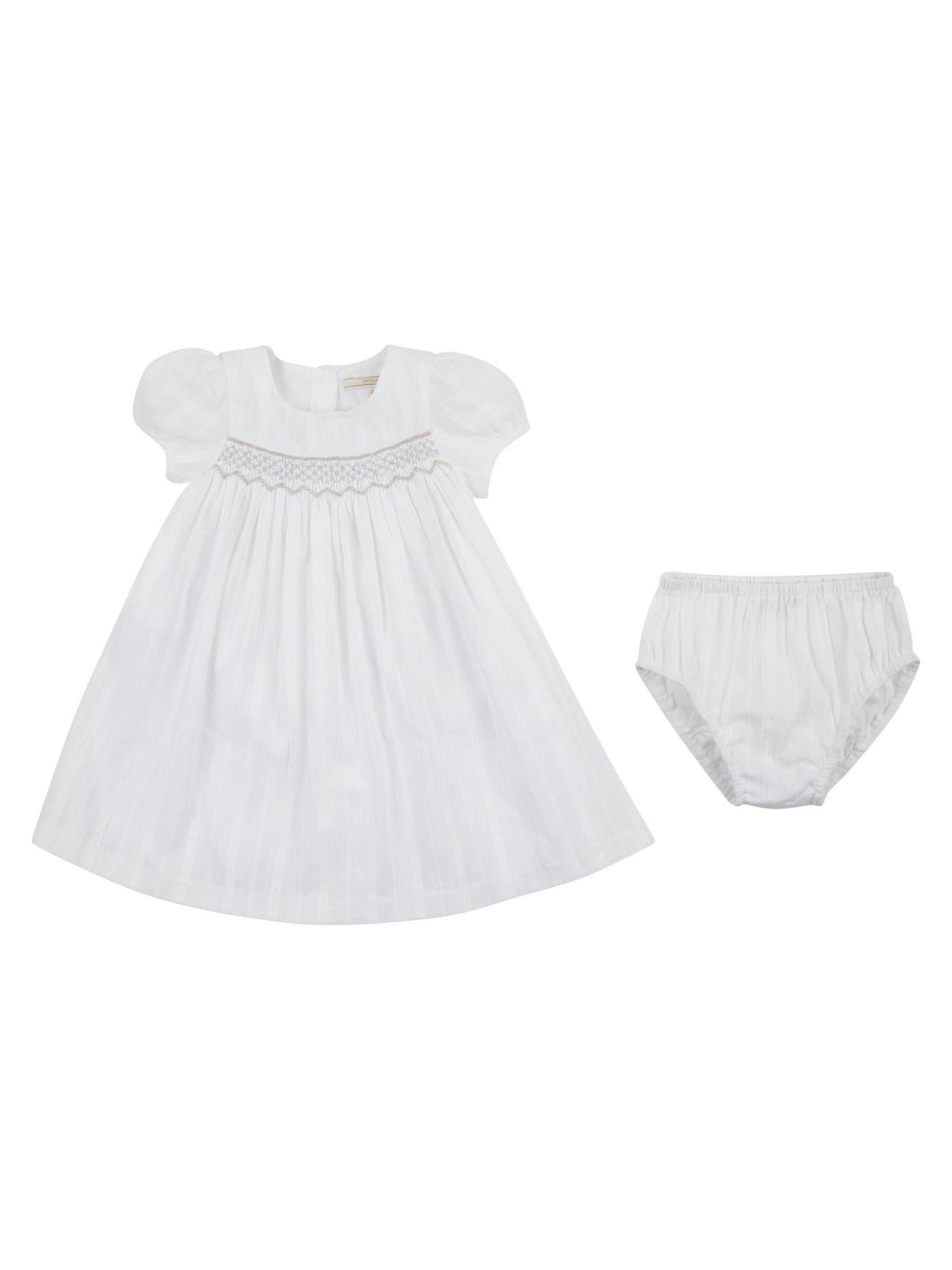 Newborn Smocked Dresses
