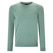Buy John Lewis Budding Cotton Crew Neck Jumper Online at johnlewis.com