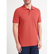 Buy John Lewis Organic Cotton Short Sleeve Polo Shirt Online at johnlewis.com