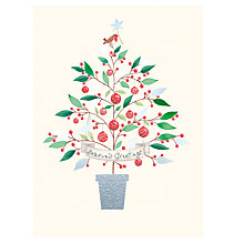 Buy CCA Personalised 'The Final Touch' Charity Christmas Cards Online at johnlewis.com