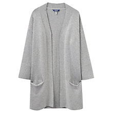 Buy Joules Lana Cardigan, Grey Marl Online at johnlewis.com