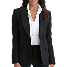 Buy Lauren Ralph Lauren Birichi Blazer, Black Online at johnlewis.com