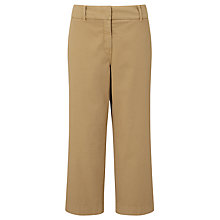 Buy Weekend MaxMara Huesca Wide Leg Trousers, Camel Online at johnlewis.com