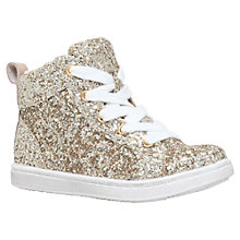 Buy Mini Miss KG Children's Mini Ladder Glitter Shoes Online at johnlewis.com