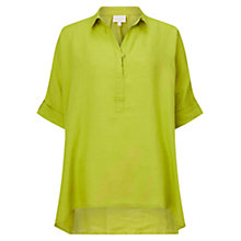 Buy East Handkerchief Hem Top Online at johnlewis.com