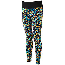 Buy Ronhill Momentum Running Tights, Blue Online at johnlewis.com