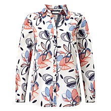 Buy Gerry Weber Printed Shirt, Multi Online at johnlewis.com