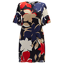 Buy Marella Alare Floral Print Dress, Multi Online at johnlewis.com