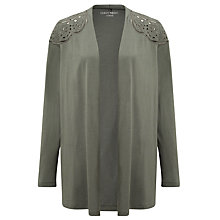 Buy Gerry Weber Jersey Cardigan, Cactus Online at johnlewis.com