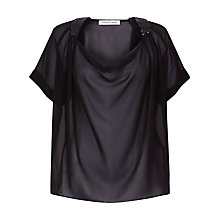 Buy Fenn Wright Manson Jupiter Top, Black Online at johnlewis.com
