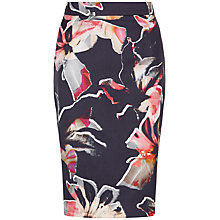Buy Fenn Wright Manson Lily Print Horizon Skirt, Multi Online at johnlewis.com