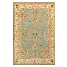 Buy John Lewis Garous Rug, Light Blue Online at johnlewis.com
