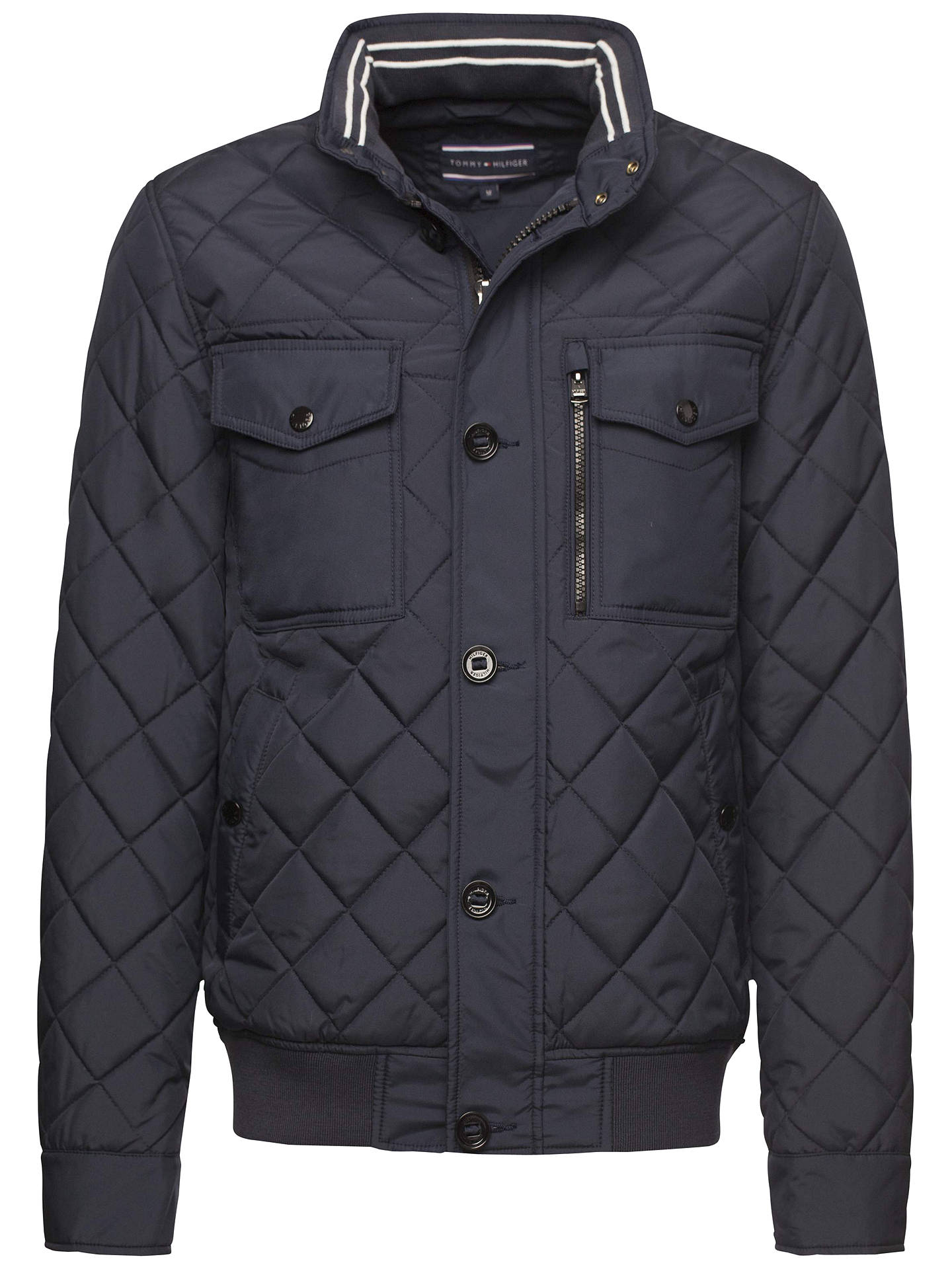 6324065d6be0 Buy Tommy Hilfiger Diamond Quilted Jacket