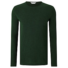 Buy Samsoe & Samsoe Durango Long Sleeve Cotton T-Shirt Online at johnlewis.com