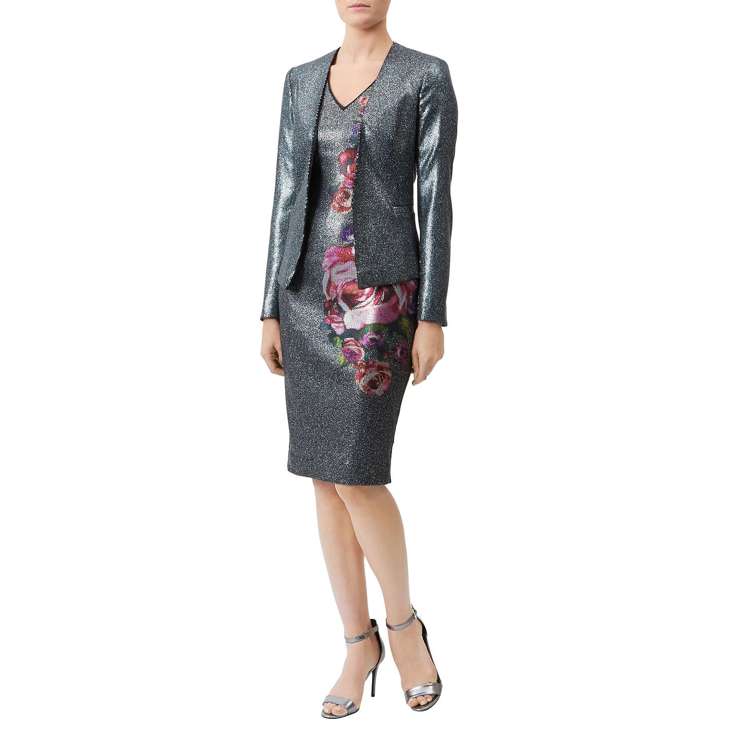 BuyDamsel in a dress Primrose Jacket, Multi, 8 Online at johnlewis.com