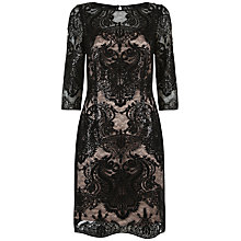 Buy Fenn Wright Manson Galaxy Dress, Black Online at johnlewis.com
