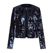 Buy Fenn Wright Manson Universe Jacket, Navy Online at johnlewis.com