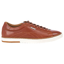 Buy Barbour Howdon Cupsole Shoes, Tan Online at johnlewis.com