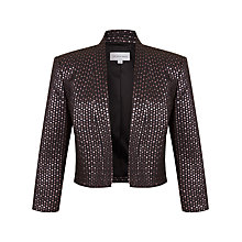 Buy Fenn Wright Manson Petite Pisces Jacket, Pink/Multi Online at johnlewis.com