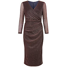 Buy Fenn Wright Manson Petite Star Dress, Pink Online at johnlewis.com